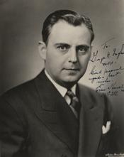 George Evan Howell American politician