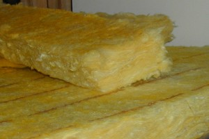 Glass wool wikipedia for Rockwool vs fiberglass