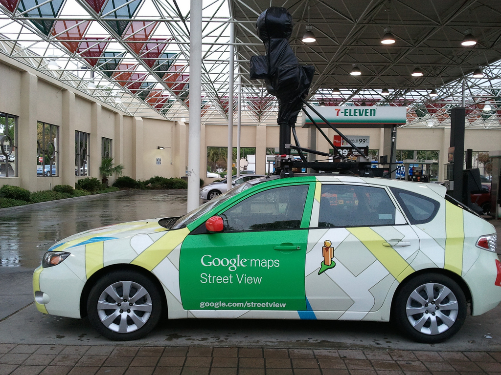 file google street view car in orlando. Black Bedroom Furniture Sets. Home Design Ideas