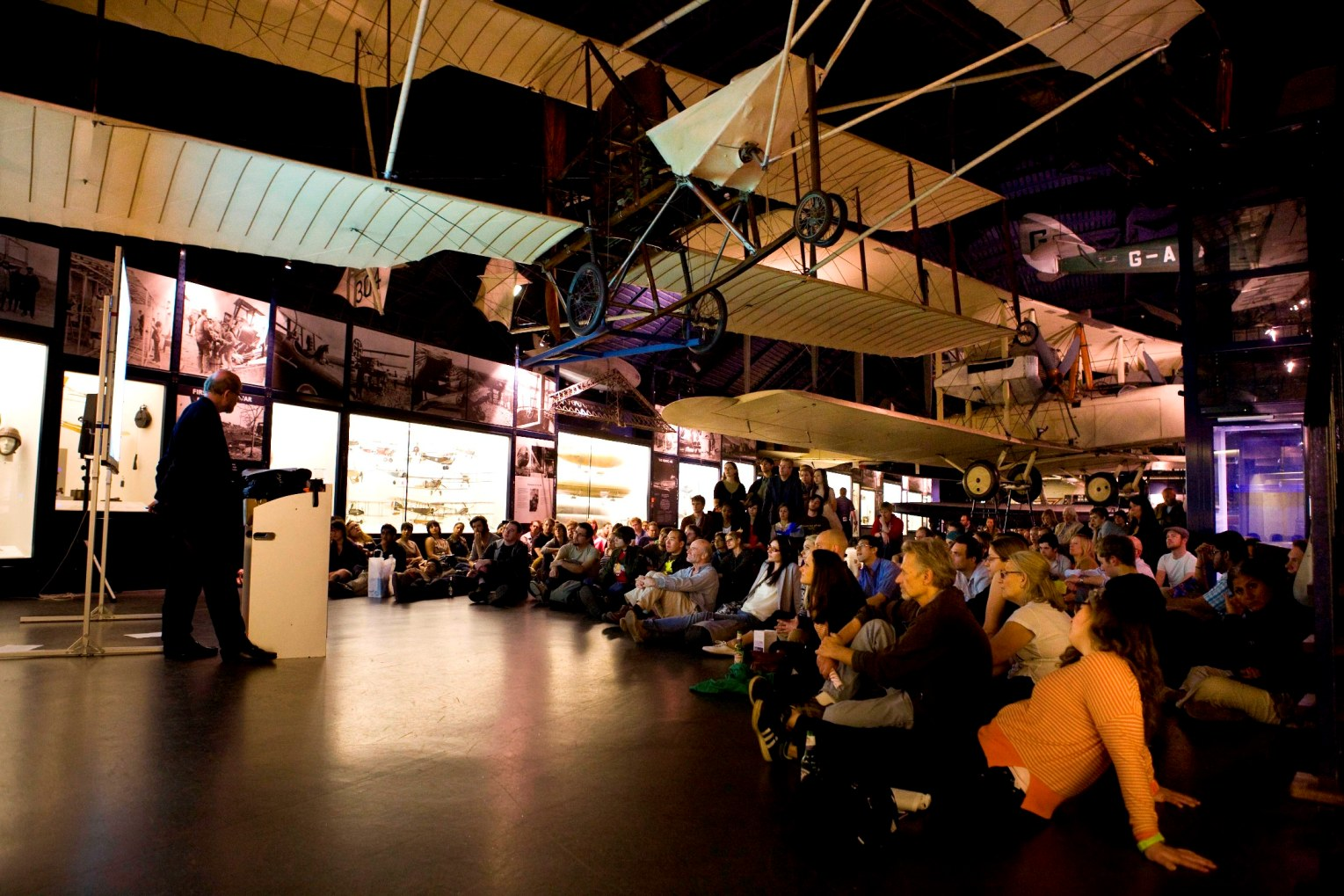 File:Gresham College lecture at the Science Museum Lates ...
