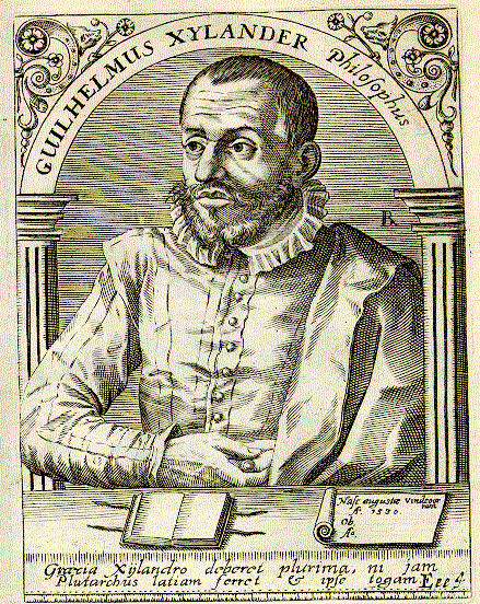 Engraving from ''Bibliotheca chalcographica''