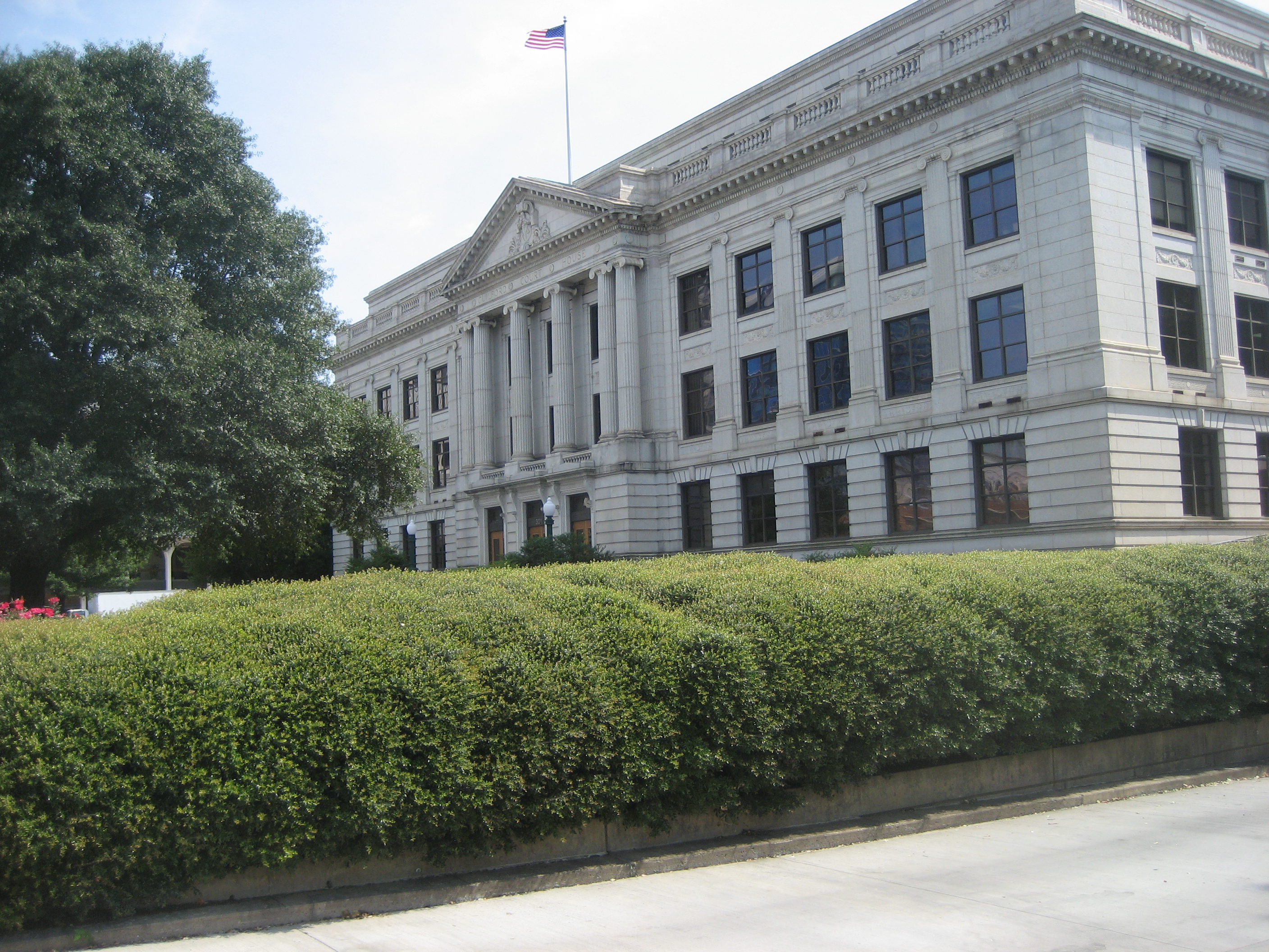 guilford county federal place