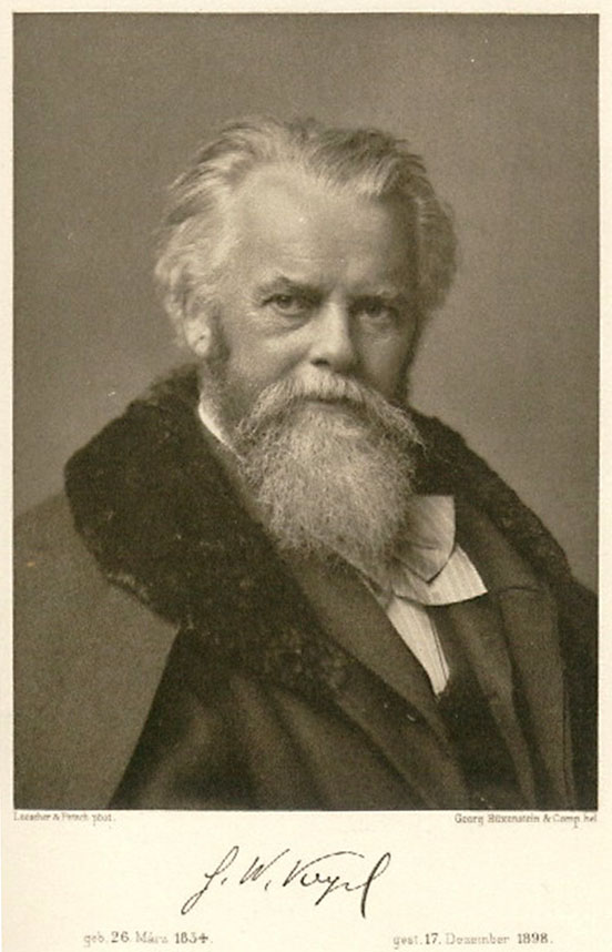 Image of Hermann Wilhelm Vogel from Wikidata