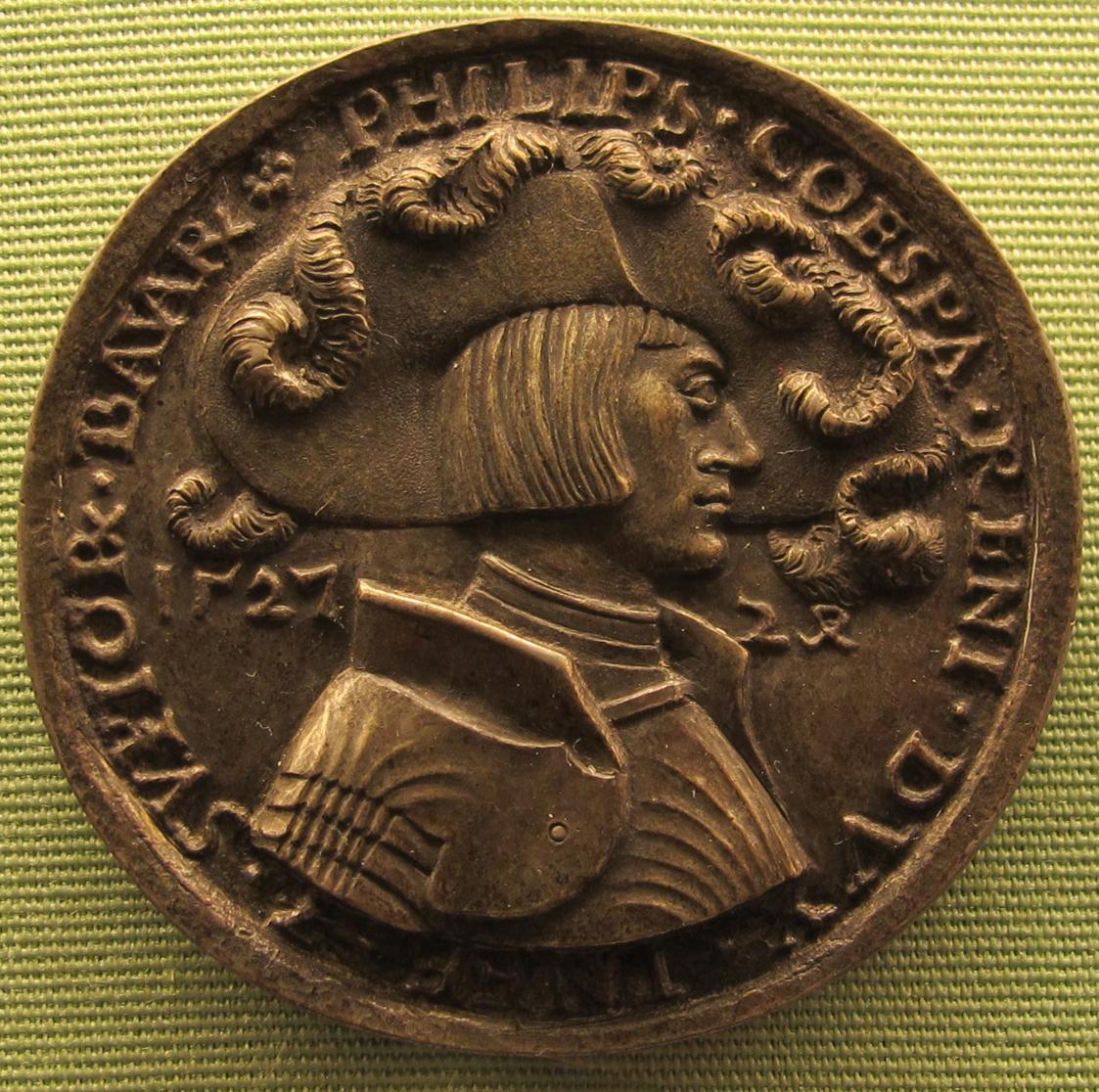 File:Hans daucher, philipp von pfalz-neuburg, 1527.JPG