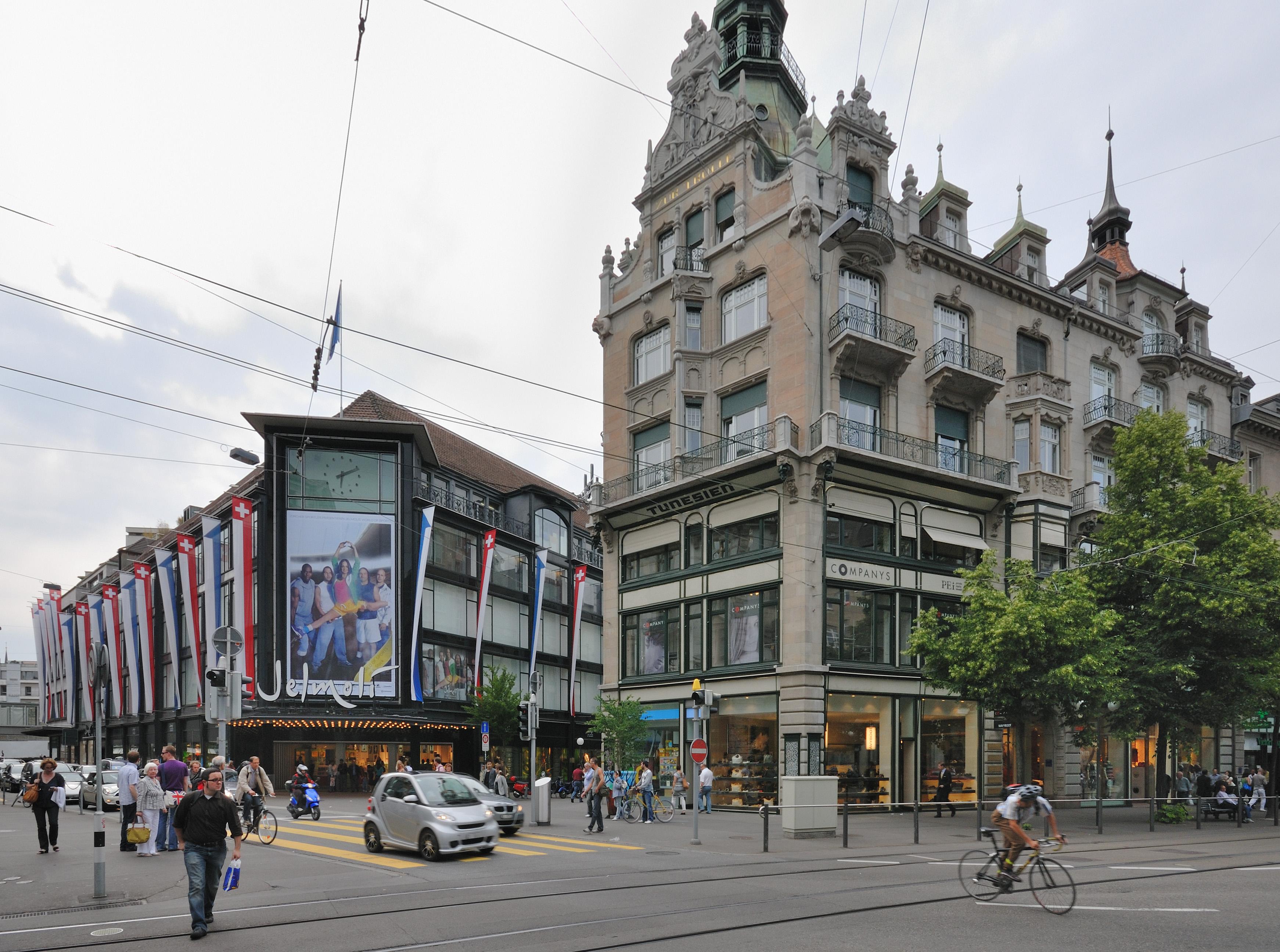 Datei haus zur tr lle bahnhofstrasse 69 z rich 2009 jpg - Haus 69 ...