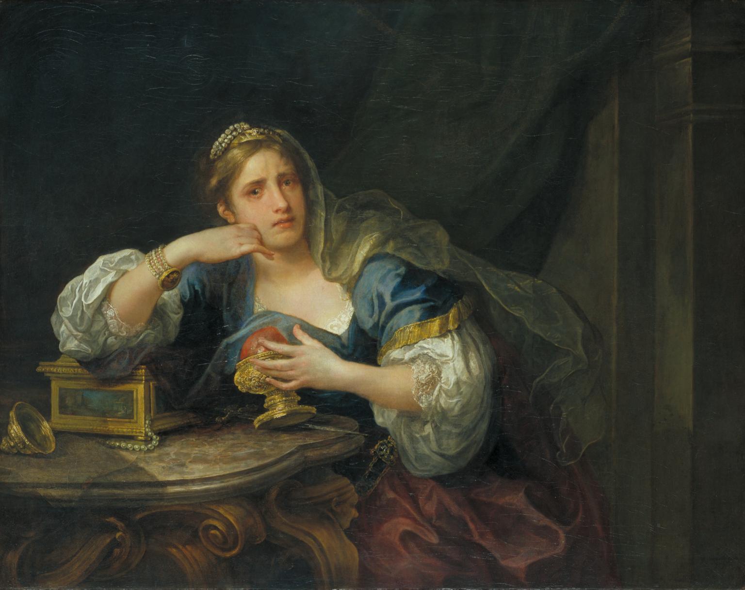 Hogarth, Sigismunda