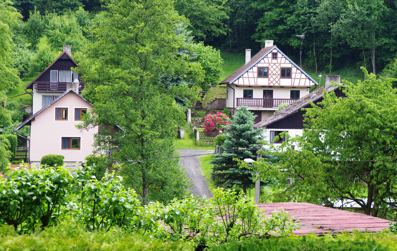 Horní Lažany (Lipová)