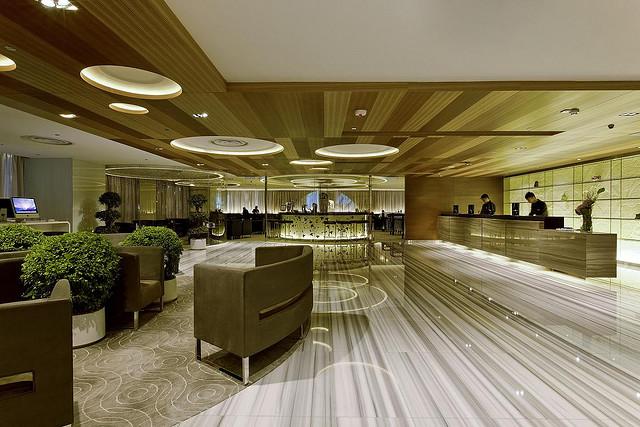 Award Winning Hotel Room Design