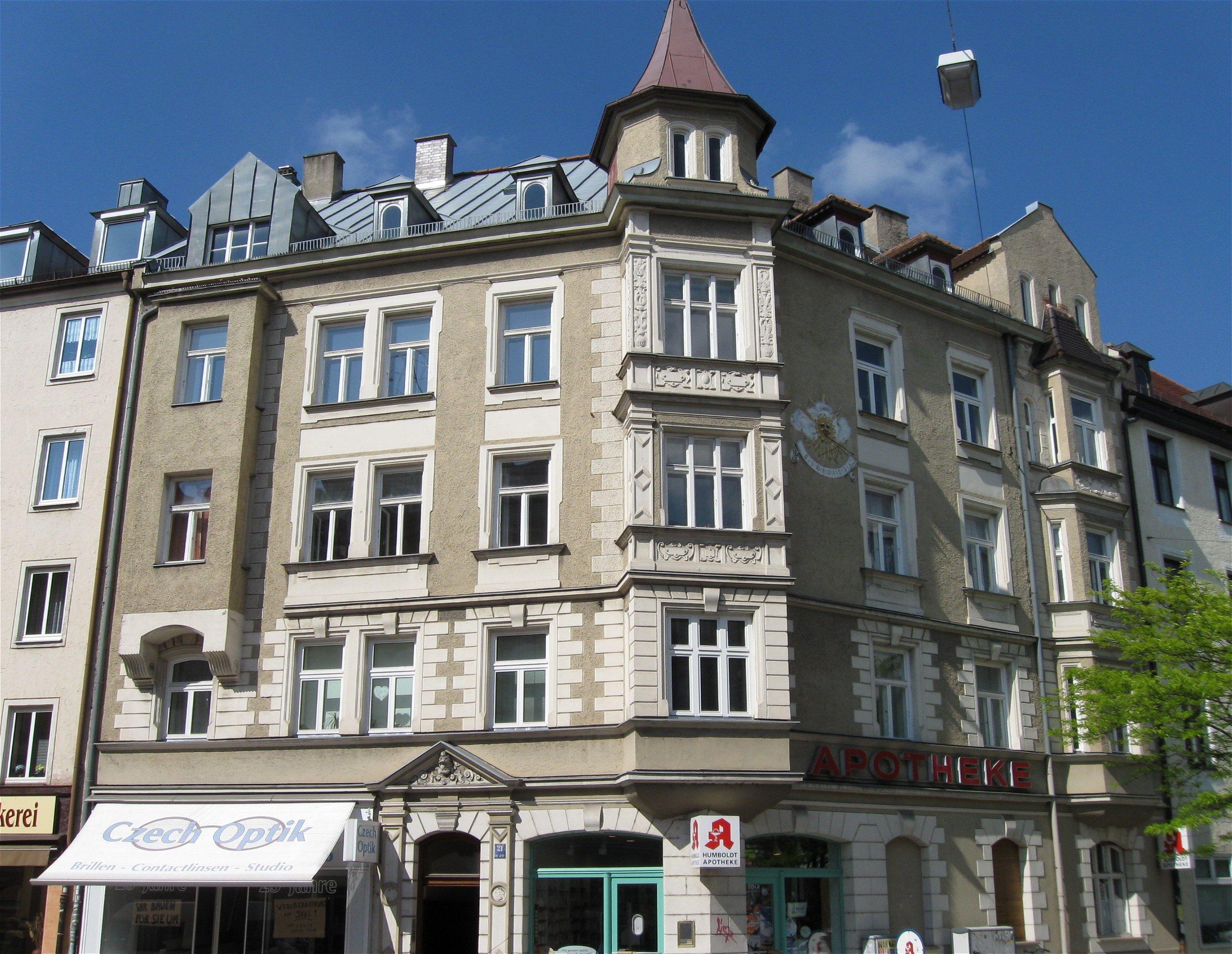 Humboldtstr München file humboldtstr 21 muenchen 1 jpg wikimedia commons