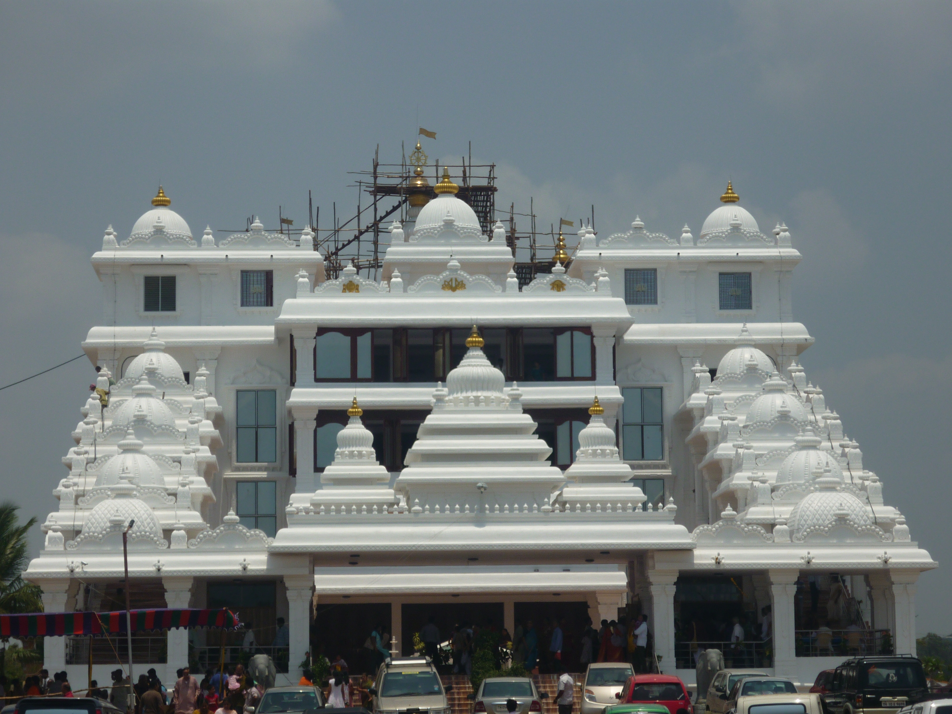 Iskcon Temple Chennai Wikiwand