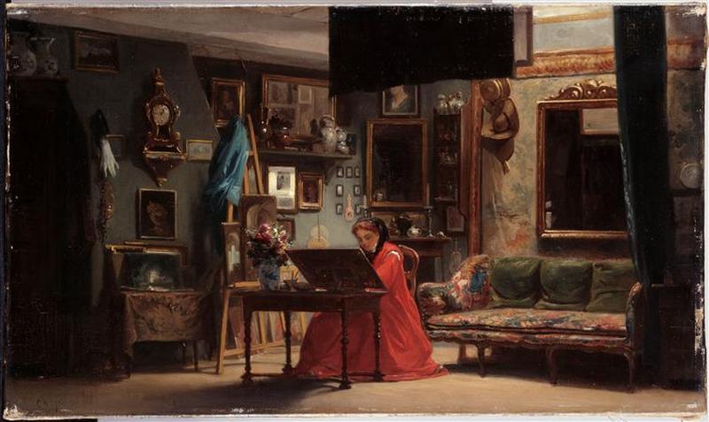 Datei:Intérieur du salon de S.A.I. Mme la princesse Mathilde.jpg ...