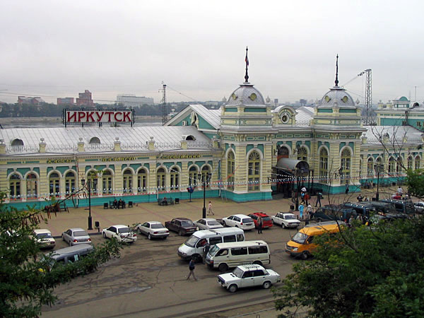 Глава Ачинска с рабочим визитом посетил Иркутск.