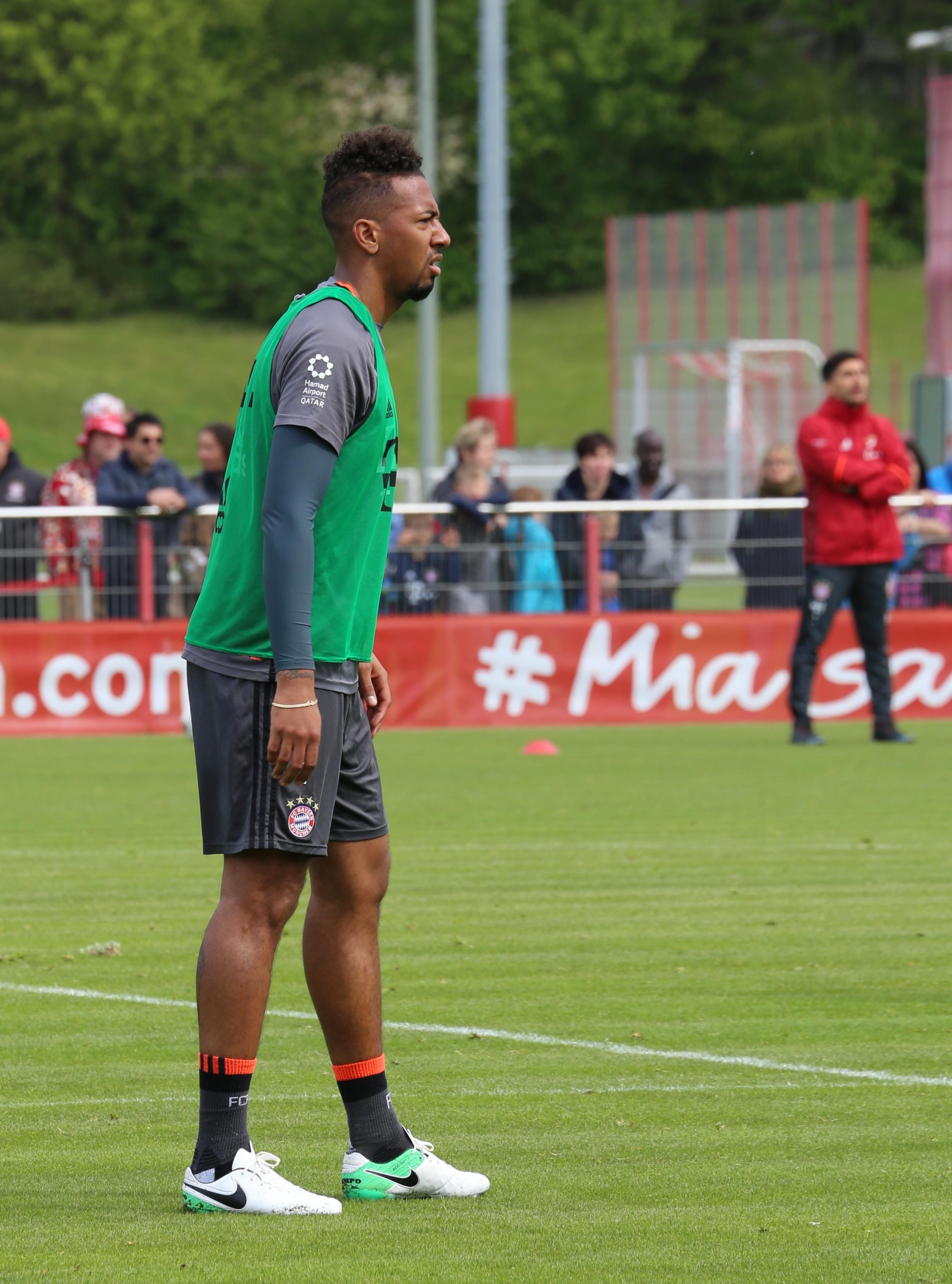 File Jerome Boateng Training 2017 05 FC Bayern Muenchen 3