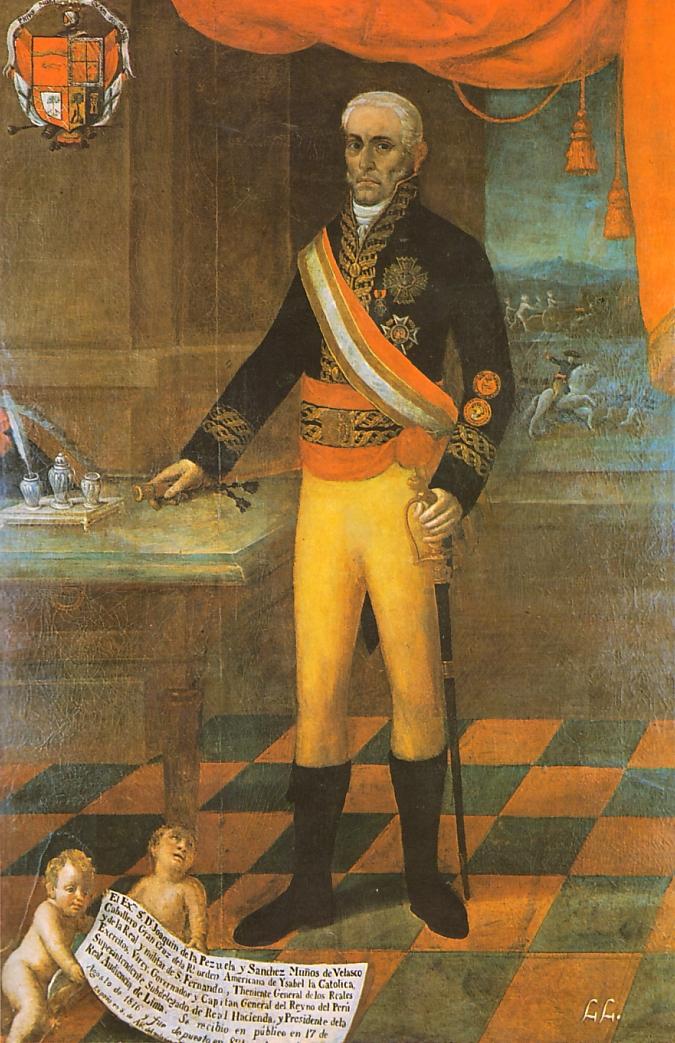 Depiction of Marquesado de Viluma