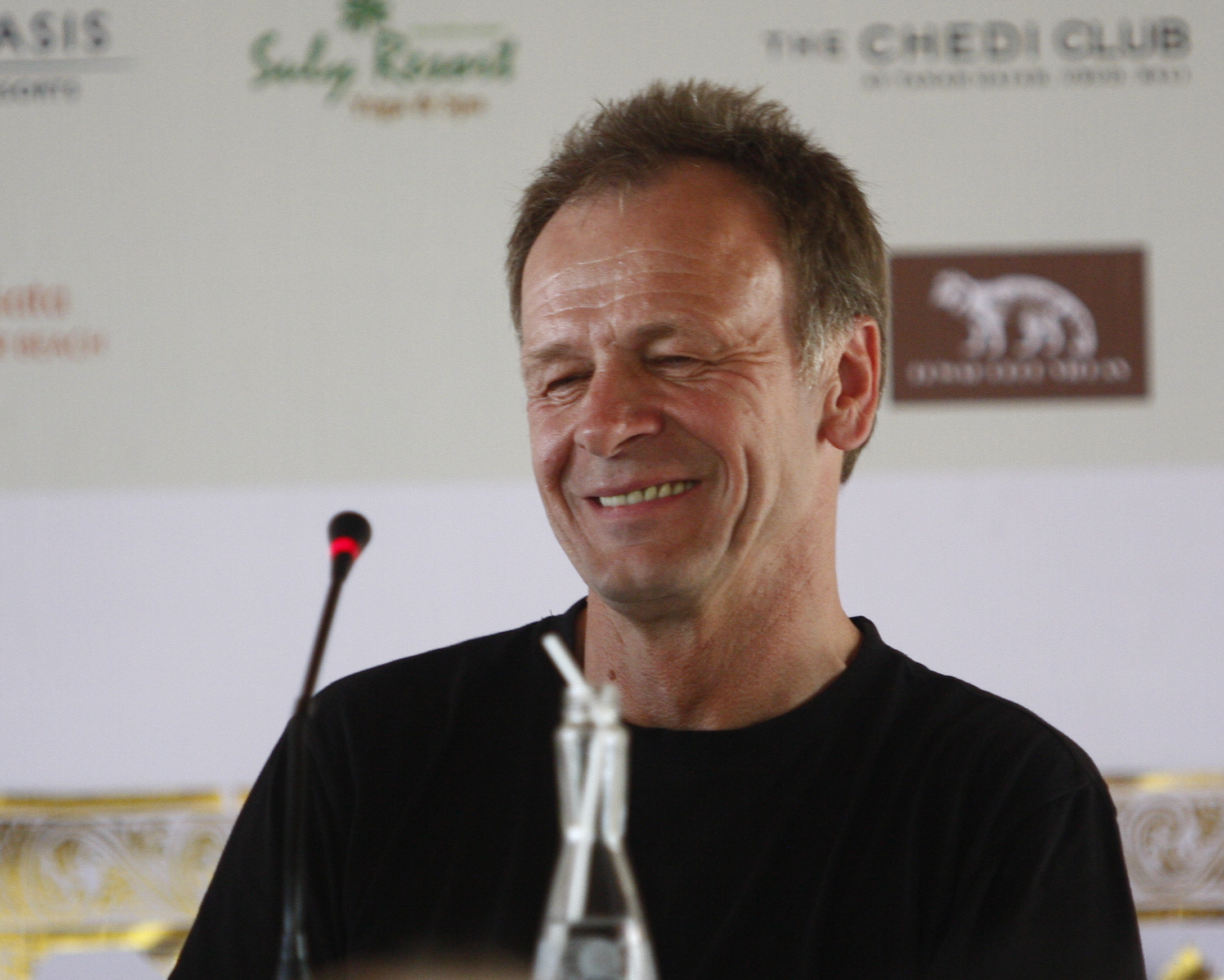 Josef Haslinger on Ubud Writers & Readers Festival 2012