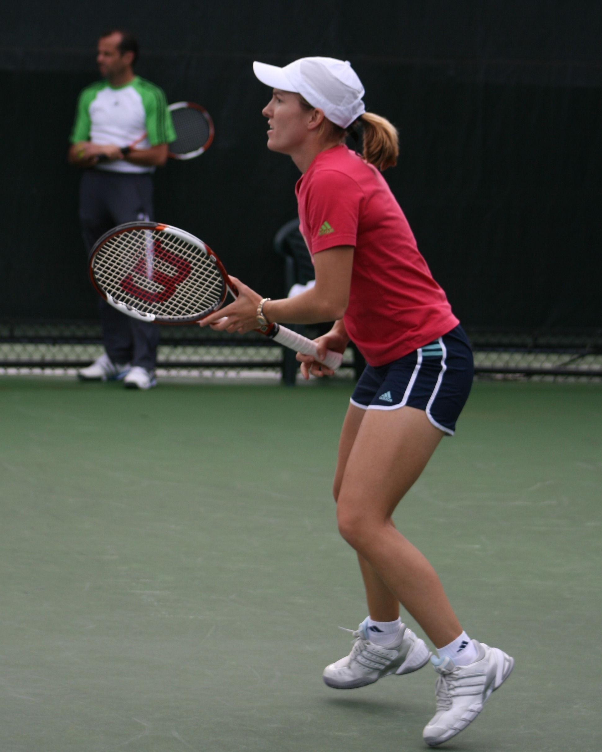 Justine Henin I m scared of ending up lonely and lost again