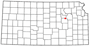 Loko di Dwight, Kansas