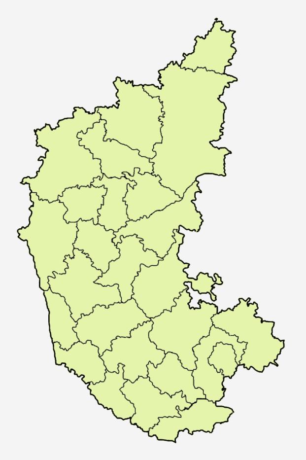 File:Karnataka-district-blank.png - Wikimedia Commons