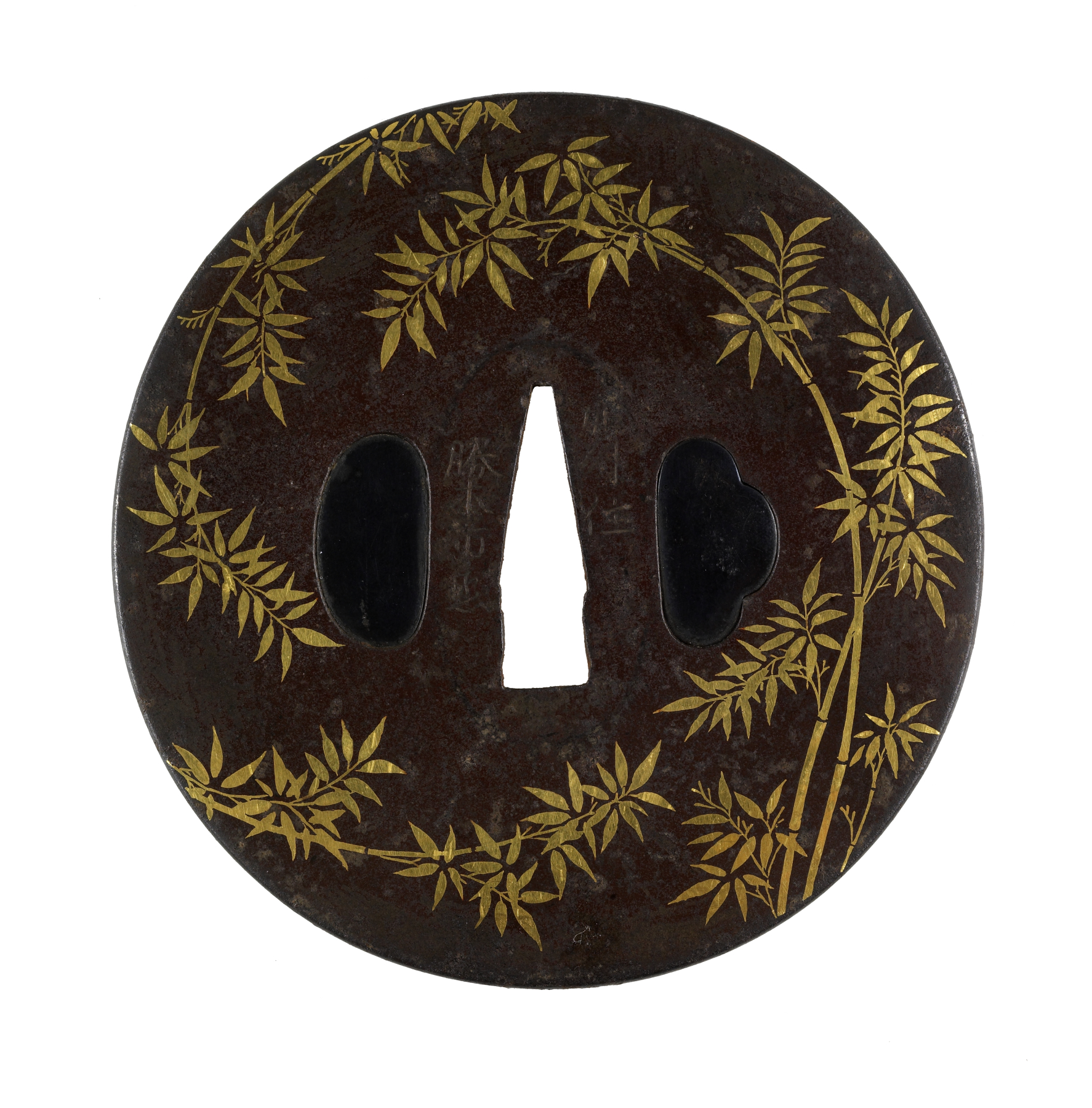 dating tsuba Tsuba section with pictures of the tsuba displays it is accompanied by an honami origami dated 1780 and a certificate with the signature.