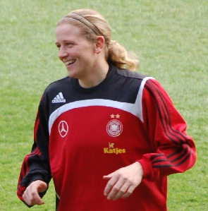 Kerstin Stegemann association football player