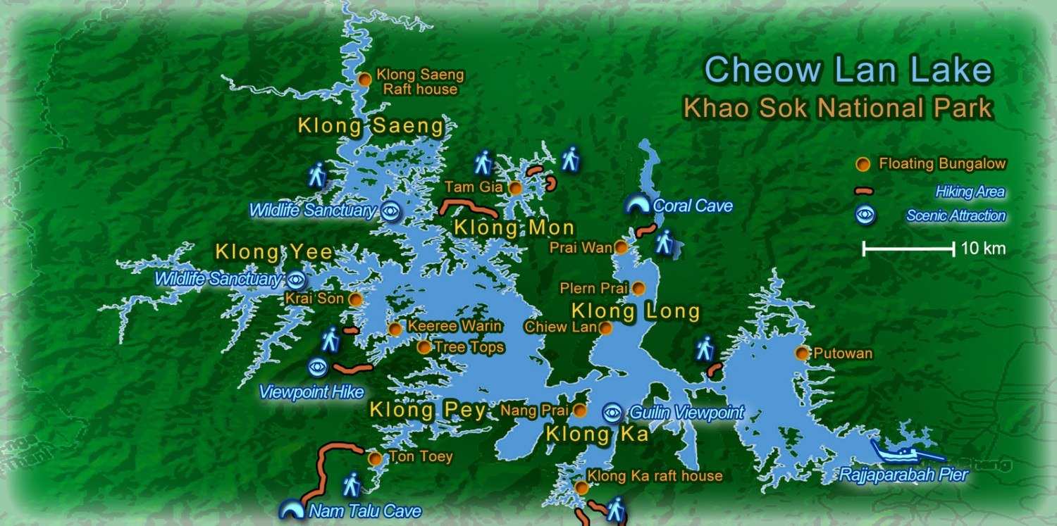 cheow lan lake wikipedia