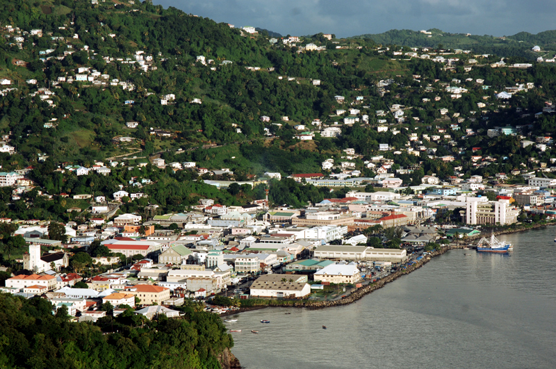 Kingstown St Vincent And The Grenadines Zip Code