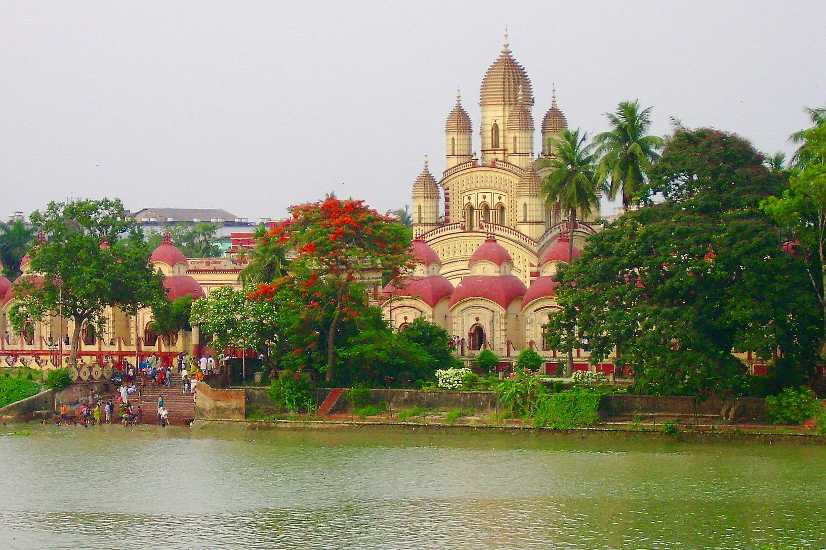 Pohled na památky Kalkaty