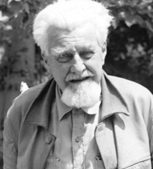 Portrait of Konrad Lorenz