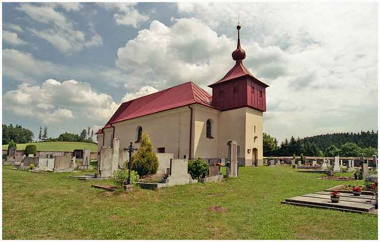 Stříbrné Hory (Havlíčkův Brod District)