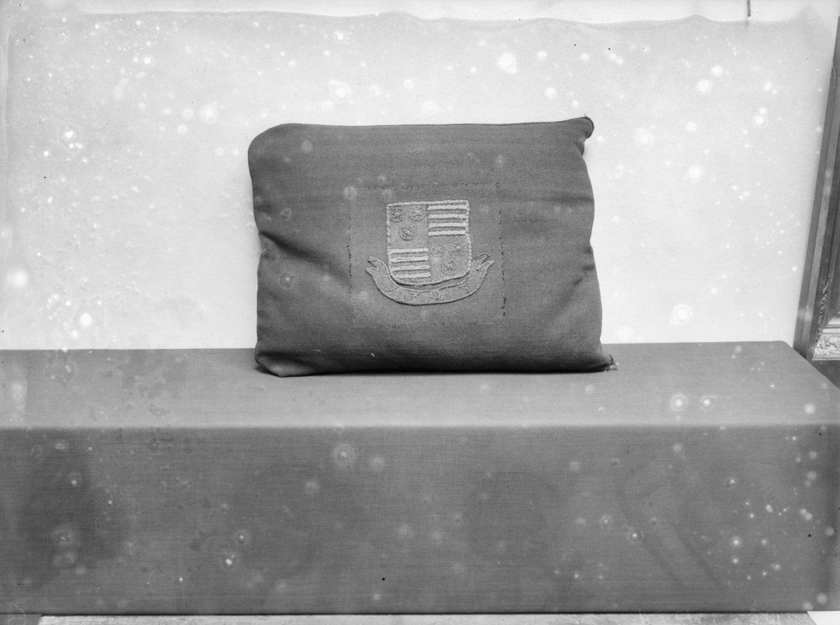 Kussen Wit 13 : File kussens van het domkapittel kapittel van sint pieter en