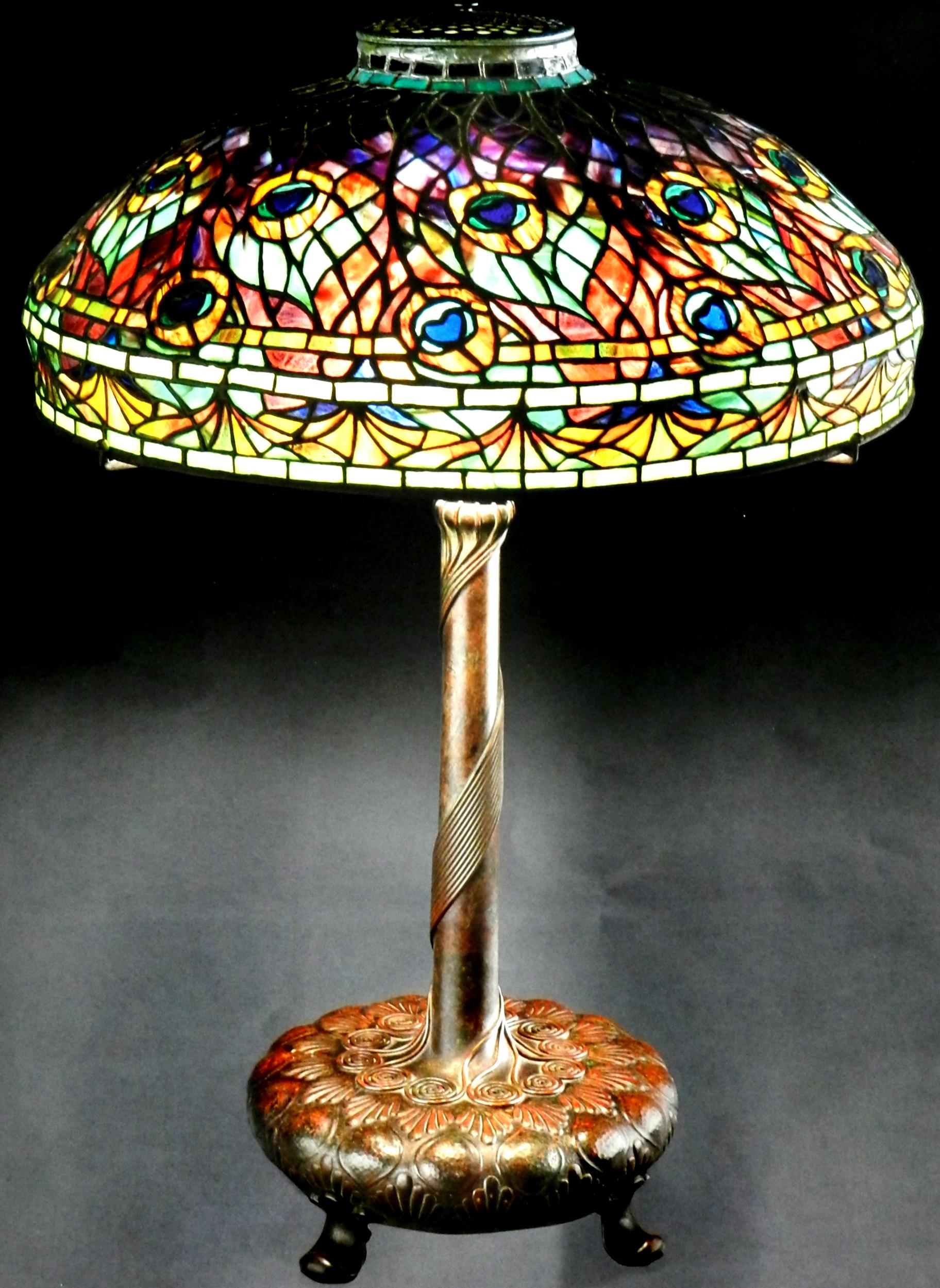 Lampe Peacock Wikipedia