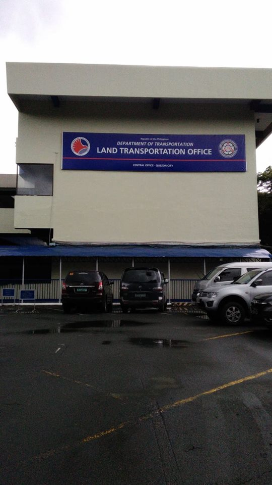 Land Transportation Office Philippines Wikiwand