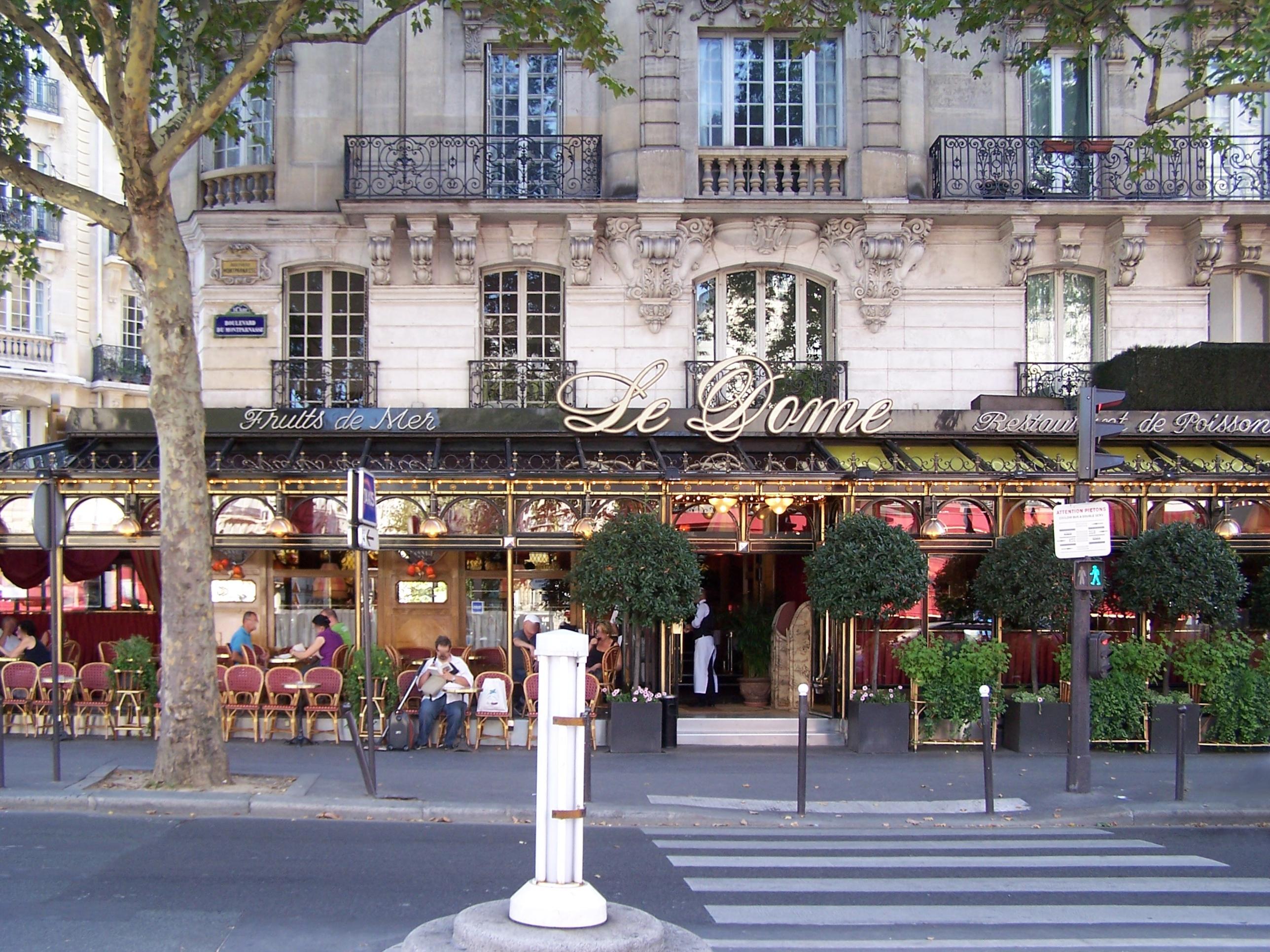 Cafe Paris Reserve Au   Ans