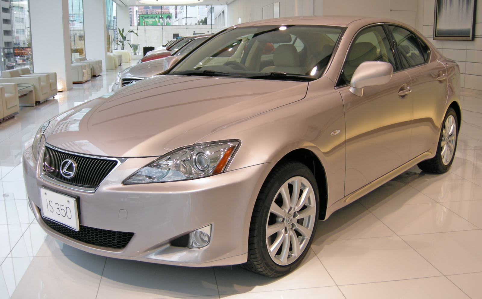 2007 lexus is is 250 sedan 2 5l v6 manual. Black Bedroom Furniture Sets. Home Design Ideas