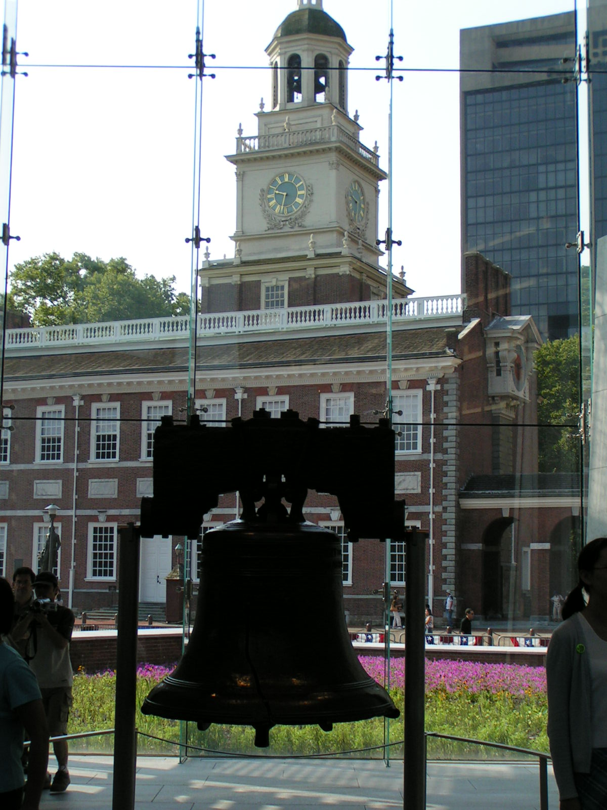 independence hall Timeline of important dates for independence hall, the liberty bell, and independence national historical park.