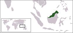 Teritoriul federației propuse