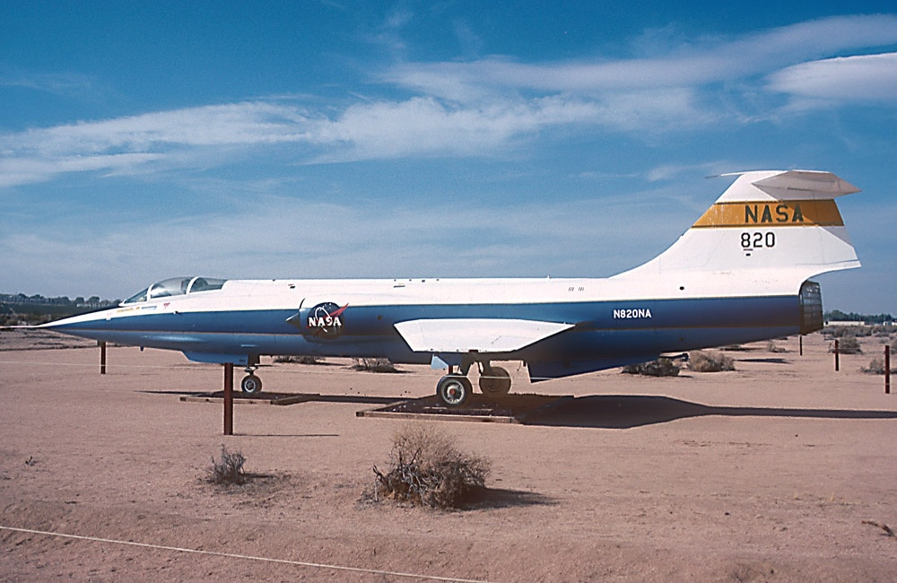 f 104 nasa dryden test fleet - photo #12