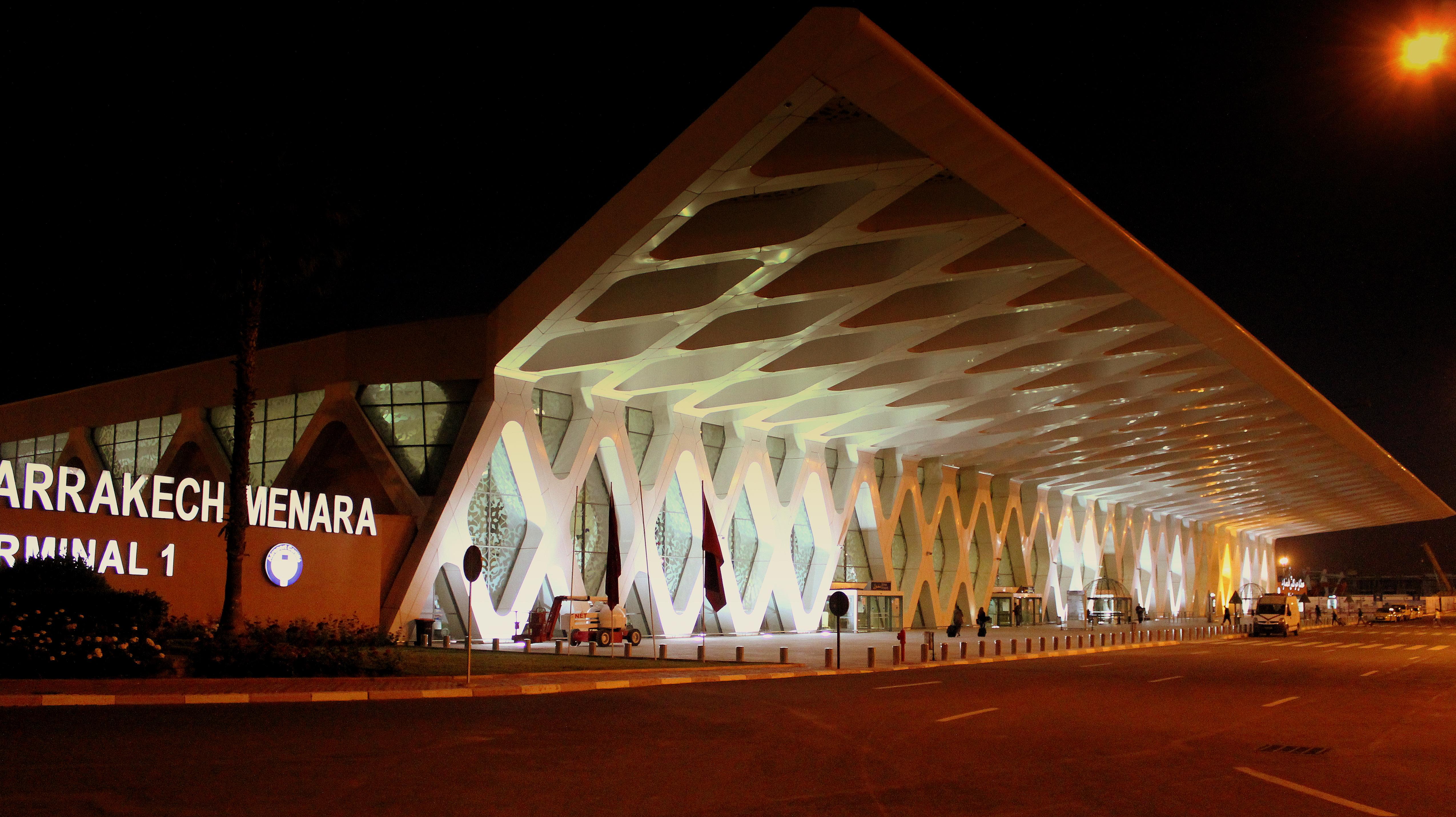 Marrakech Car Rental Airport