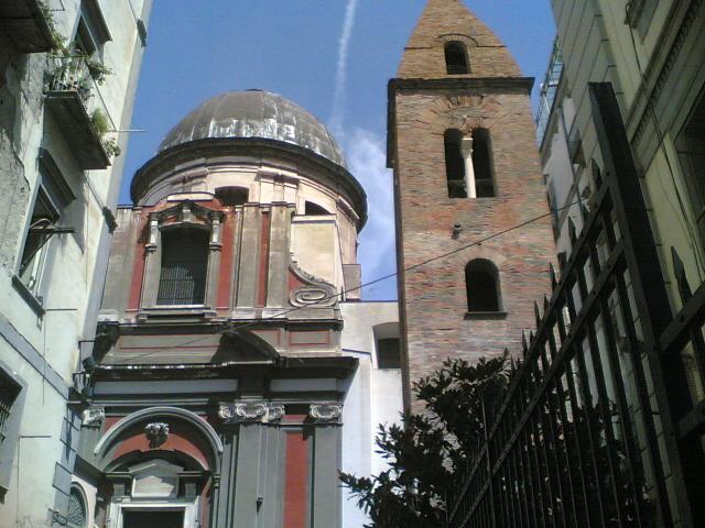 Santa Maria Maggiore della Pietrasanta, Naples