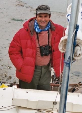 Mark Cocker (courtesy of Alasdair Cross)