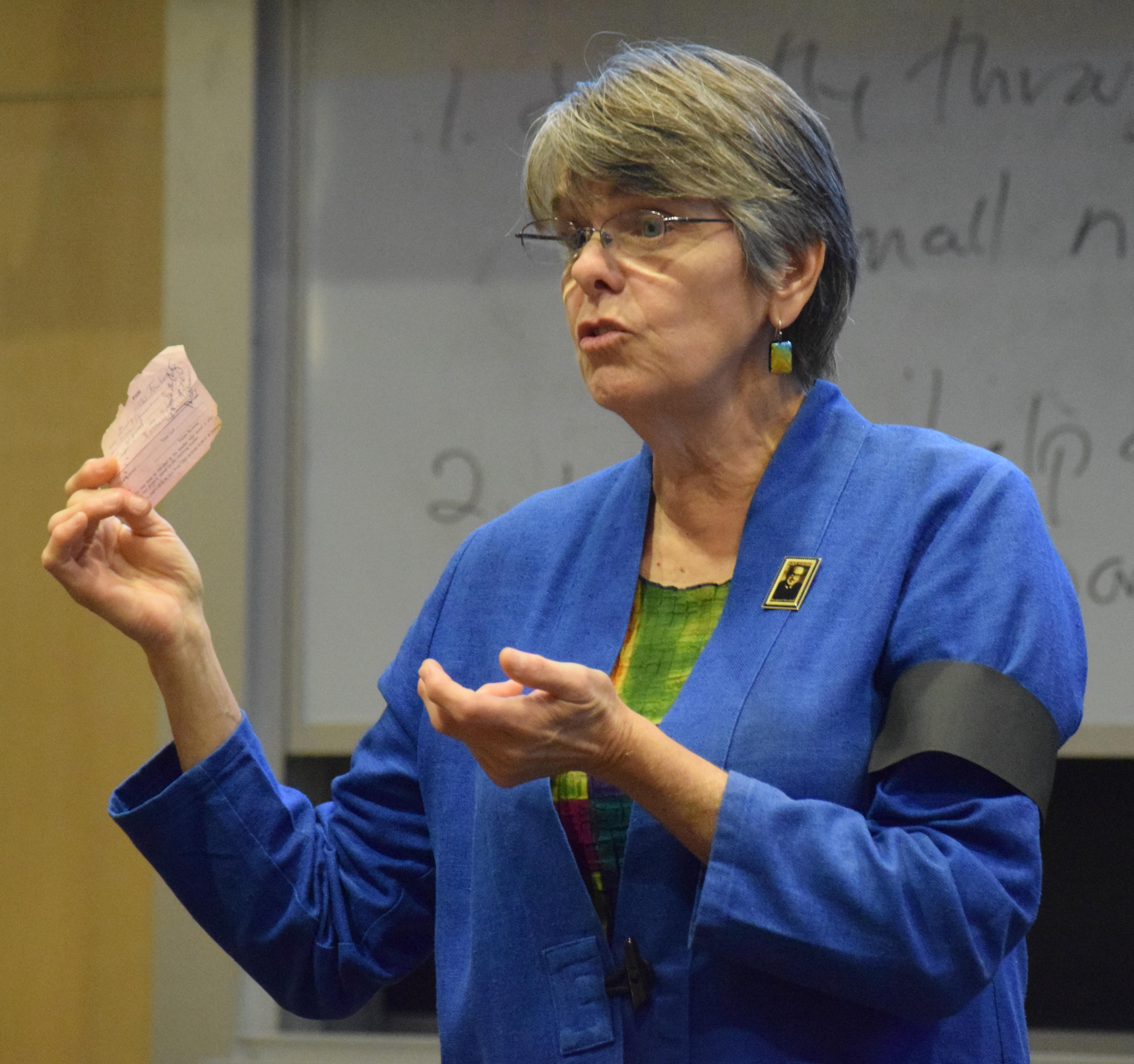 Mary Beth Tinker - Wikipedia