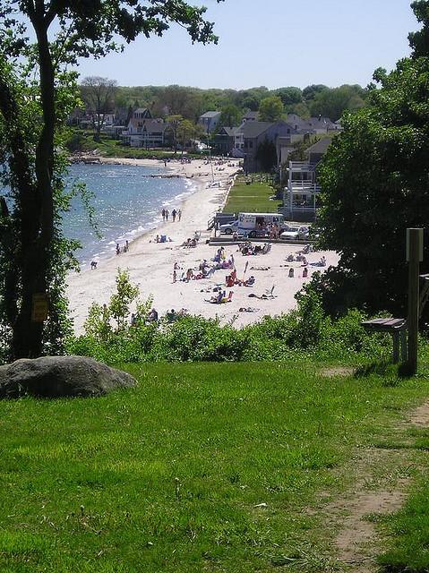 Mccook Park Beach