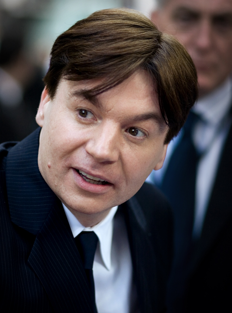 Portrait of Mike Myers