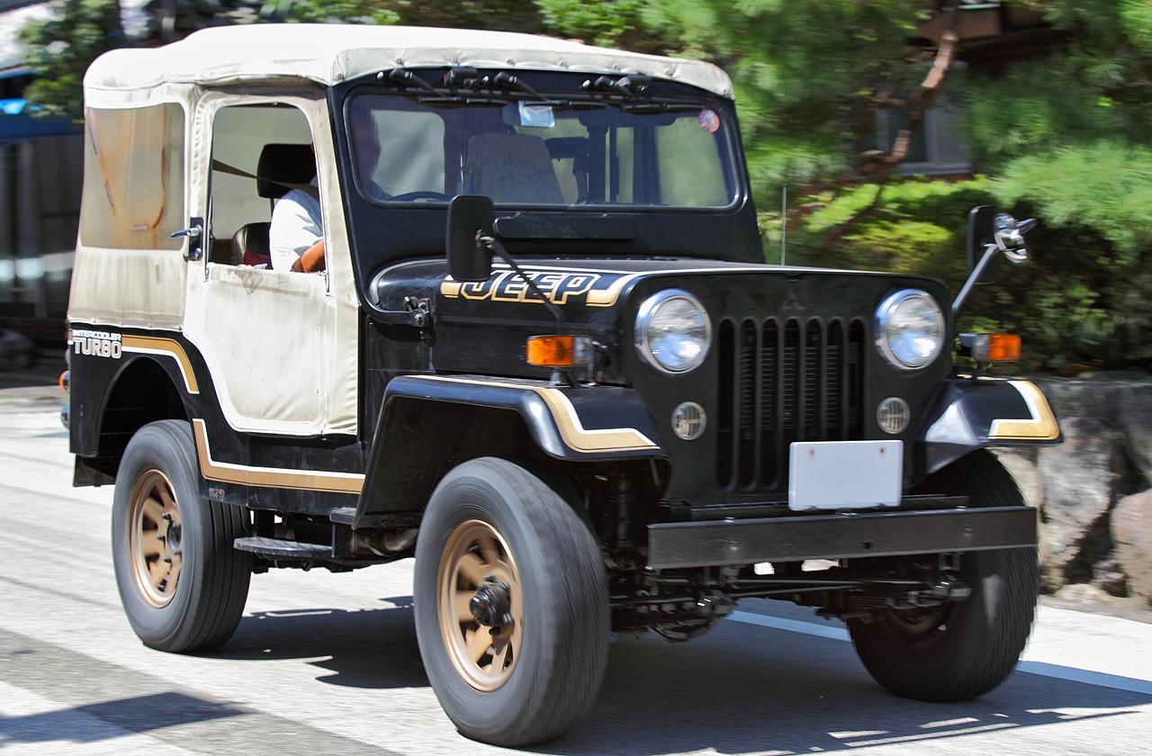 File Mitsubishi Jeep J 55 001 Jpg Wikimedia Commons