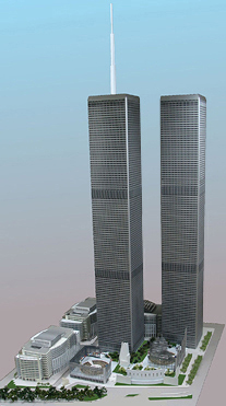 Model of Gardner WTC design.jpg