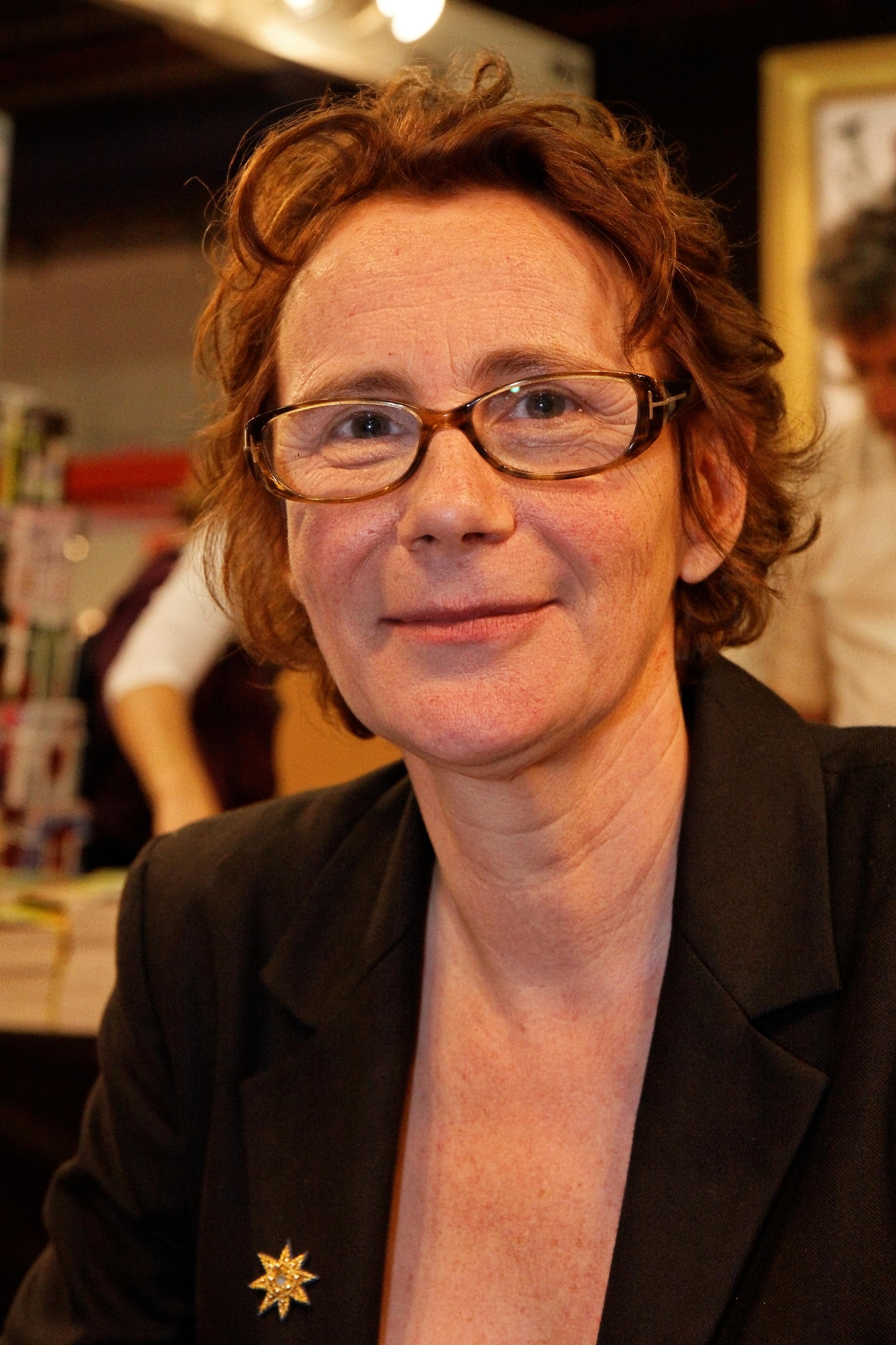 Montreuil - Salon du livre jeunesse 2011 - Marie Desplechin - 001.jpg