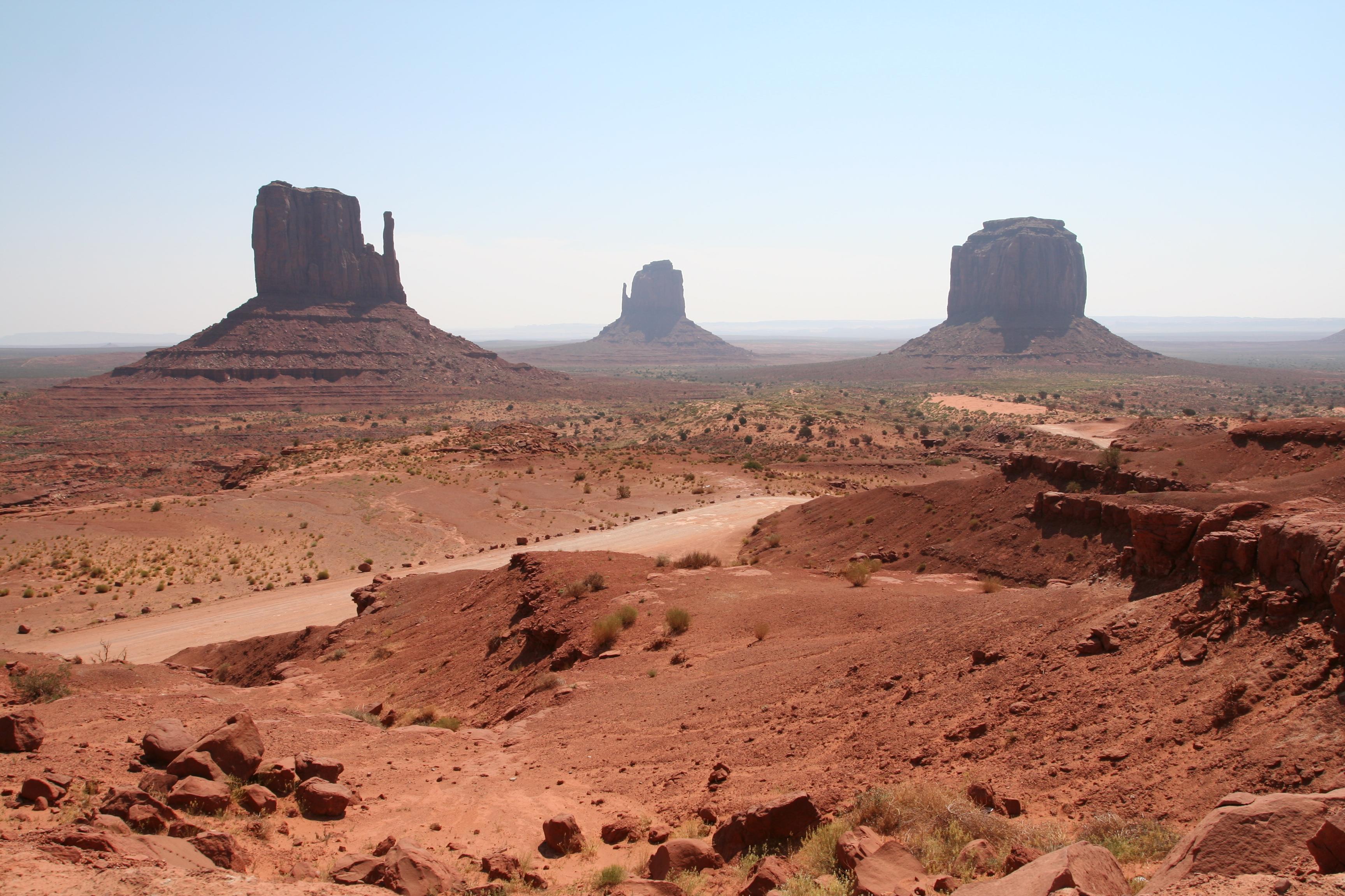 Monument Valley Navajo Tribal Park Hotel