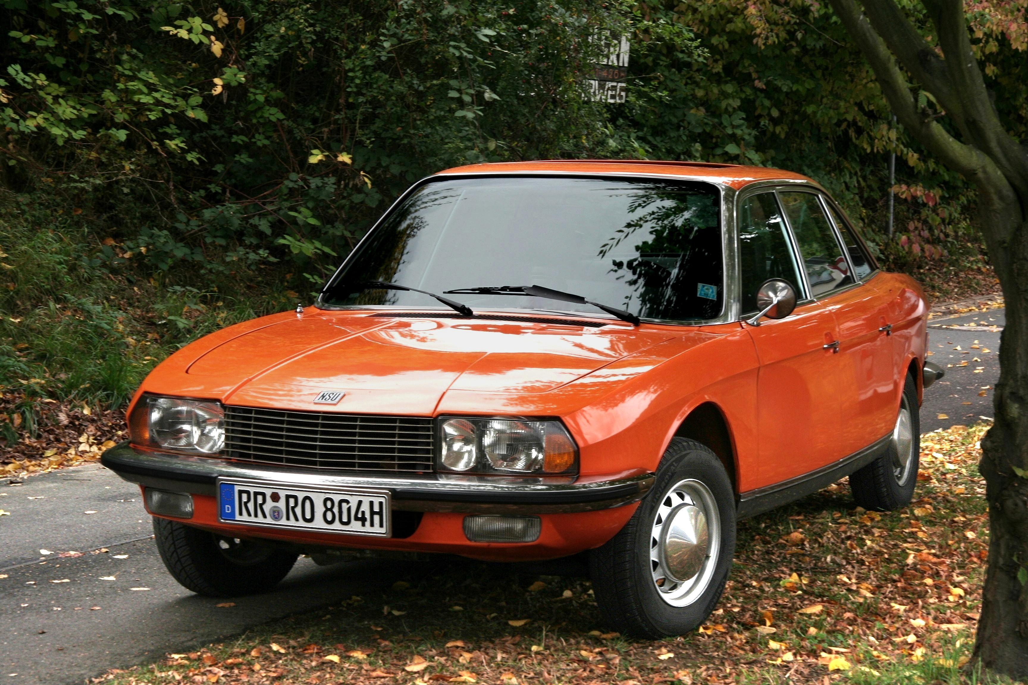 Oscaro  Pièces auto pour VOLKSWAGEN NSU Ro80 Ro80 Ro 80 Berline 115 cv