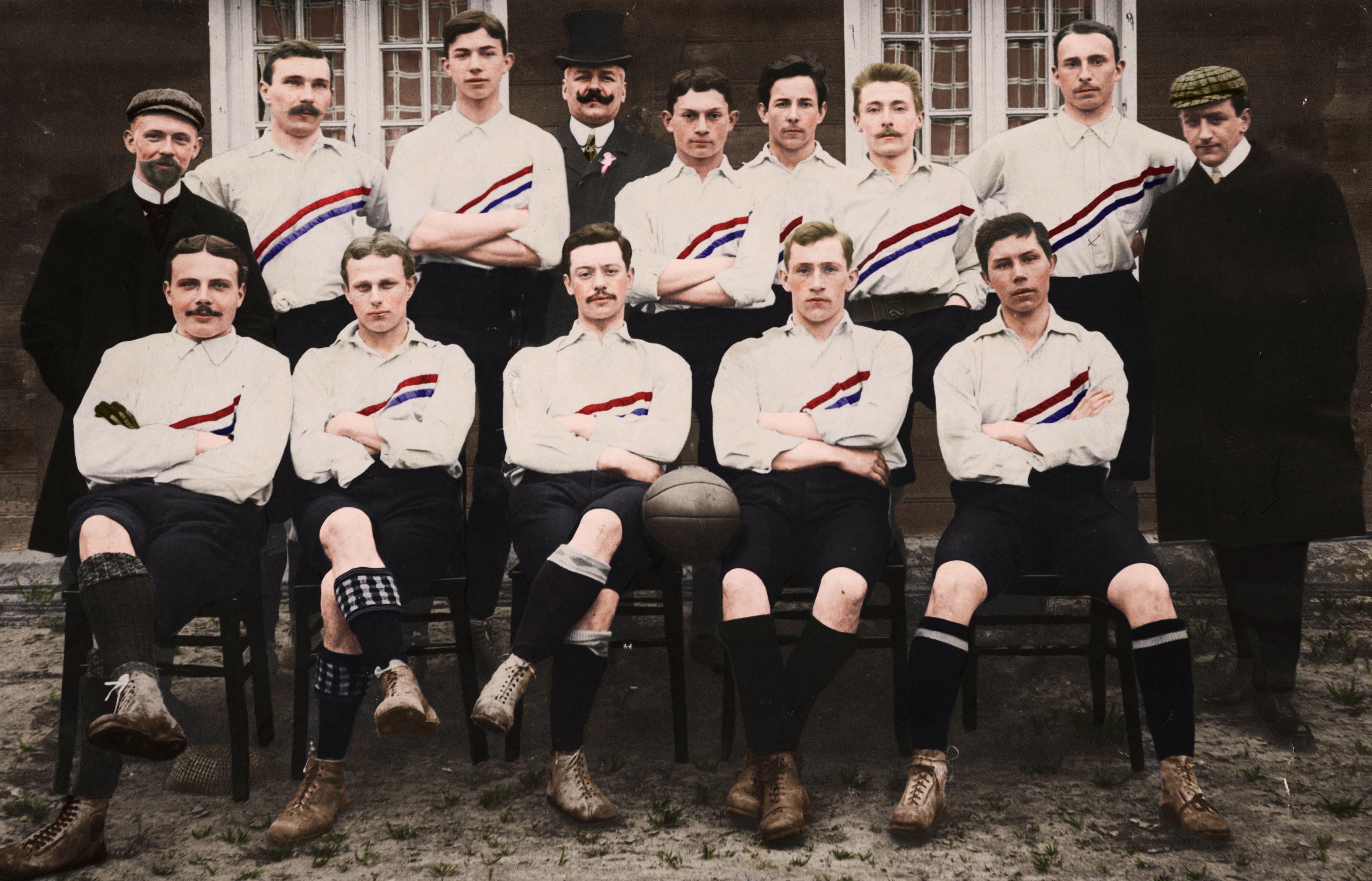 niederländische nationalmannschaft