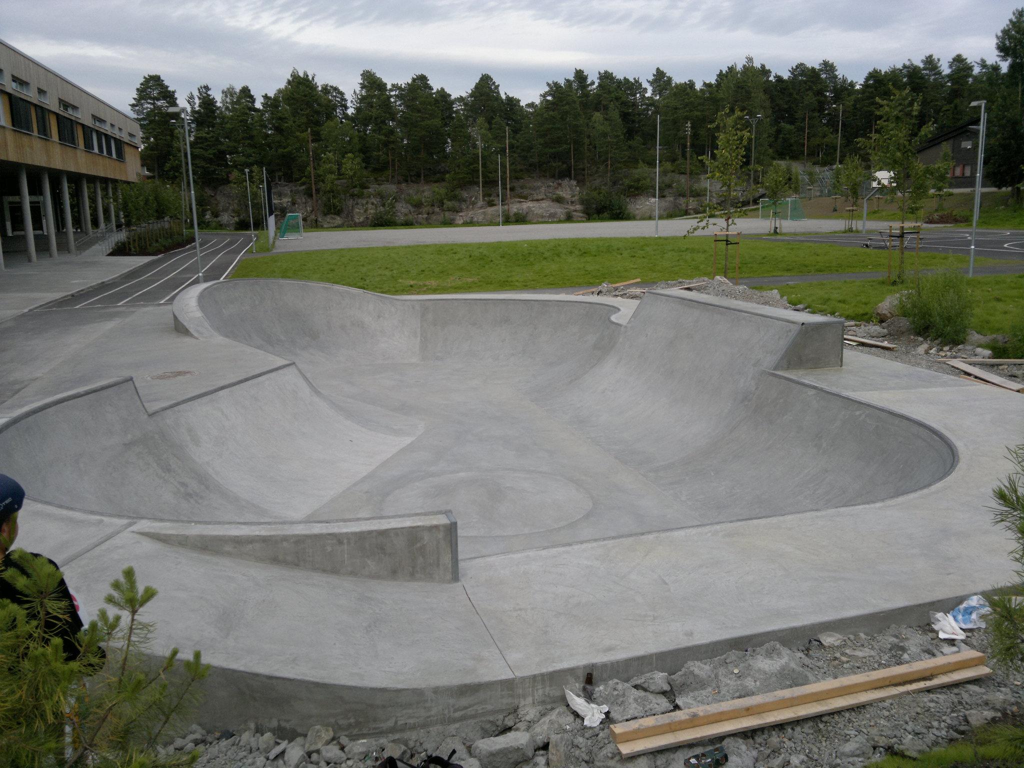 Skate Bowl Design Plan